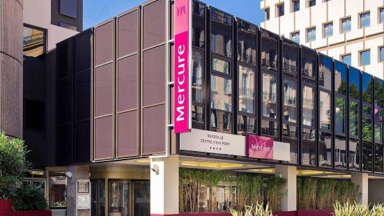 美居馬賽中心老城海港酒店