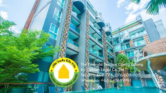 Emerald Terrace Patong by Golden Legal Co.,Ltd.