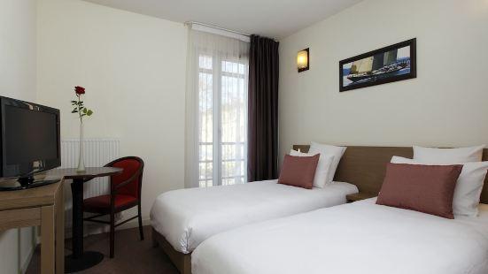 城市公寓夏龍蘇爾薩那酒店