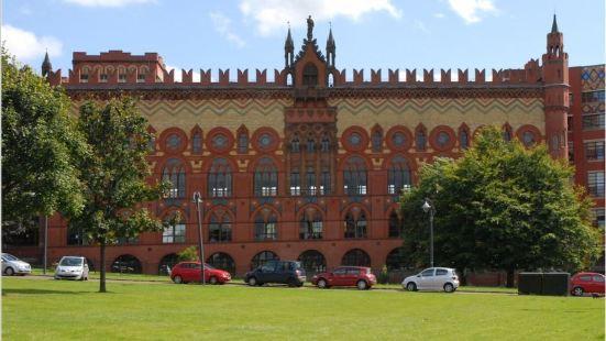 Luxurious Victorian apartment next to Glasgow Green Park