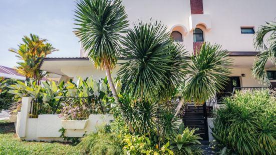 Kembangan Modern Villa 1