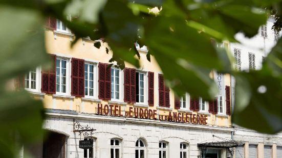 貝斯特韋斯特優質歐洲與英國酒店