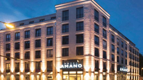 Hotel Amano Rooms & Apartments