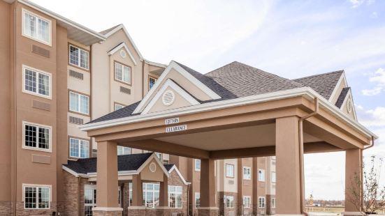 西法戈醫學中心温德姆麥克羅特-加龍省-加龍省套房酒店