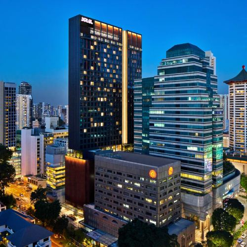 Yotel Singapore Orchard Road (Staycation Approved)