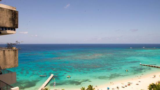 Skymiles Beach Suite at  Montego Bay Club Resort