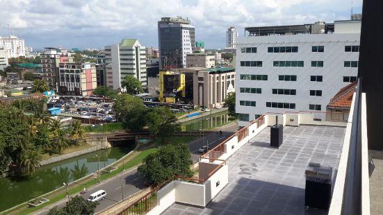 科倫坡康沃爾美景公寓酒店