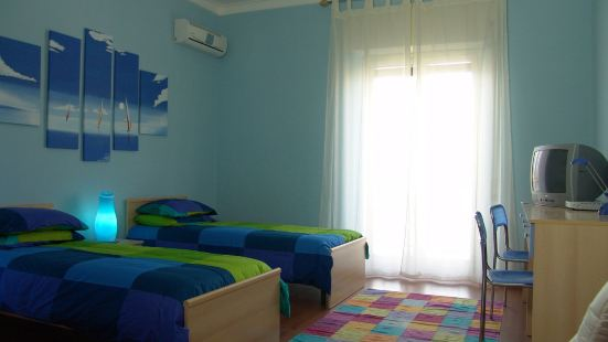 薩拉顏色家庭旅館