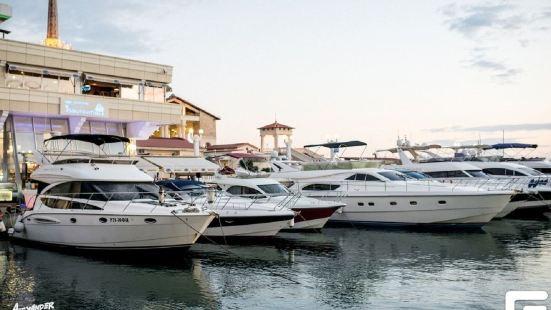 遊艇天堂碼頭酒店