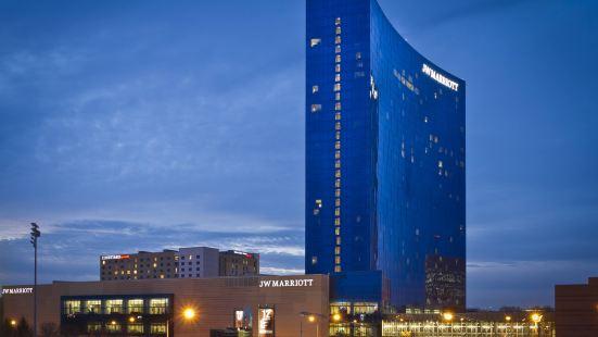 印第安納波利斯JW萬豪酒店