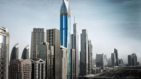 Rose Rayhaan by Rotana Dubai