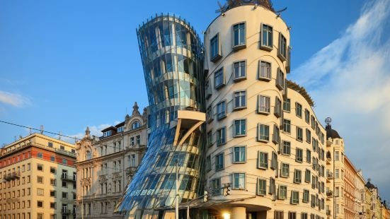Dancing House Hotel Prague