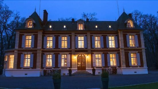Hôtel Château de l'Hermitage