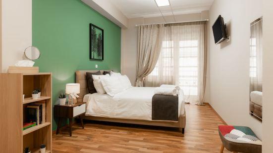 蒙納斯提拉奇都市公寓酒店