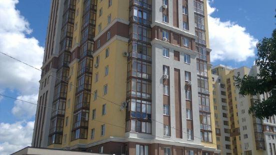 Pretty Apartment on Vokzalnaya 51A