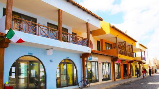安蒂戈天井旅館