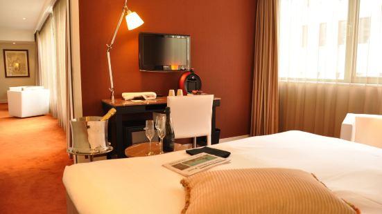 布魯塞爾中央枕頭市酒店