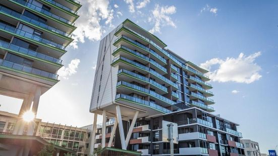 Arise Arena Apartments Brisbane