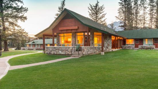 The Fairmont Park Lodge Jasper