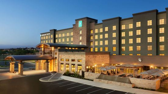 聖安東尼奧布魯克 SPA 酒店希爾頓大使套房