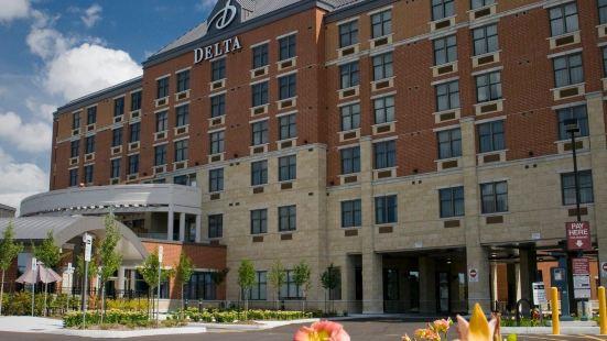 Delta圭爾夫會議酒店