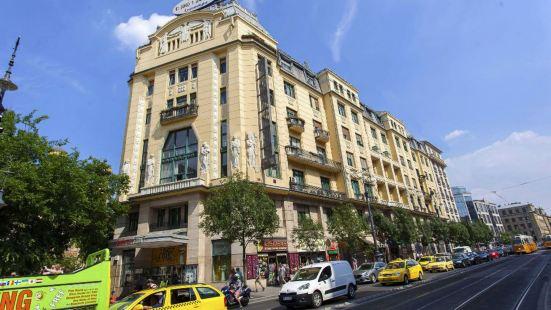 埃古希公寓酒店