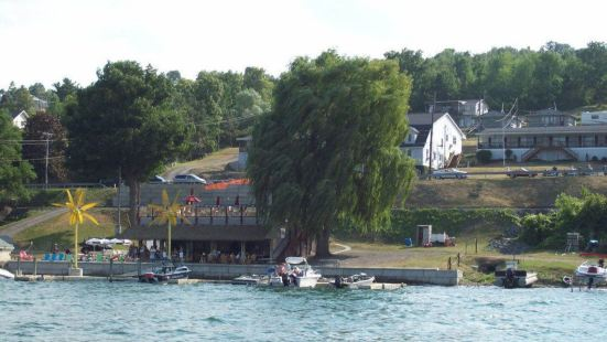 The Anchor Inn and Marina