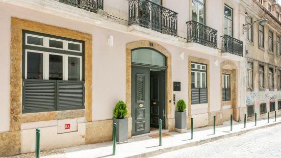 Almaria - Da Corte Apartments   Chiado