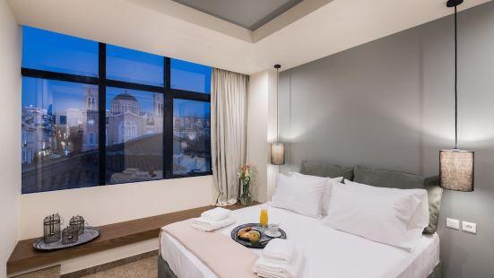 雅典天空生活酒店
