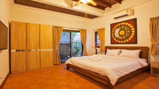 171G 4 Bedroom Pool Villa Rawai