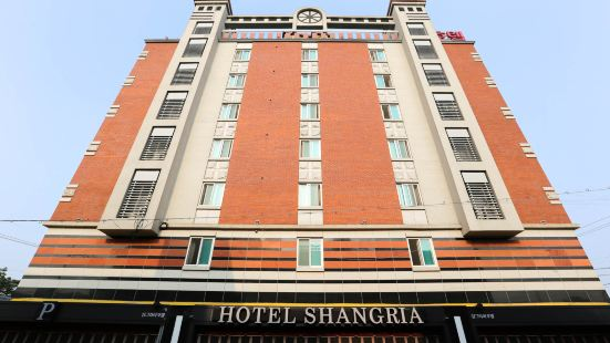 샹그리아 호텔 양지