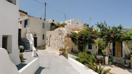 Arvanitis Cave Village