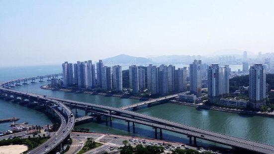 Centum View Raum Haeundae Residence Busan