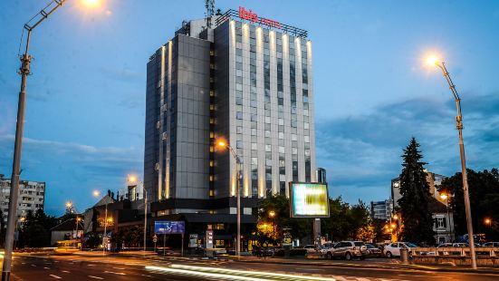 錫比烏赫爾曼中心宜必思酒店