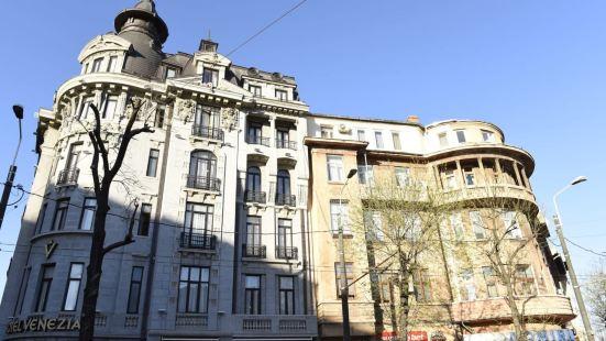 卡各尼辛呂大都會公寓酒店