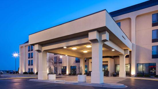 堪薩斯城利伯蒂希爾頓歡朋酒店