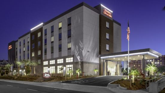 Hampton Inn & Suites Irvine/Orange County Airport
