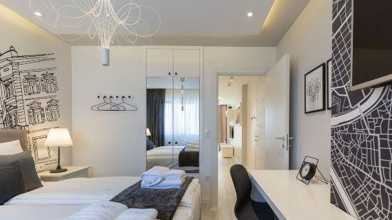 經典設計住宿酒店