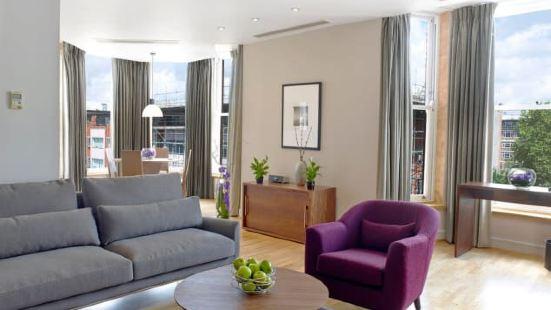 伦敦仕骅廷南肯辛顿哈林顿酒店公寓
