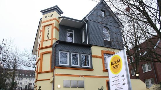 M&M Hotel – Harburg