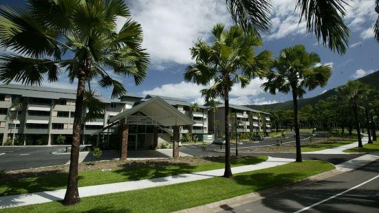 克瓦拉海灘天堂棕櫚樹度假酒店