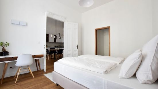 豪華公寓 Hi5 酒店 - 澤奇套房