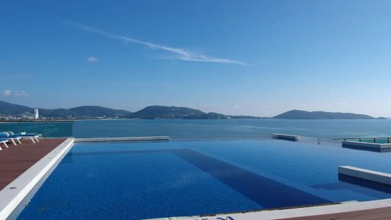 87L Thailand Patong Beach Pool 3 Bedroom Apartment for 7 People