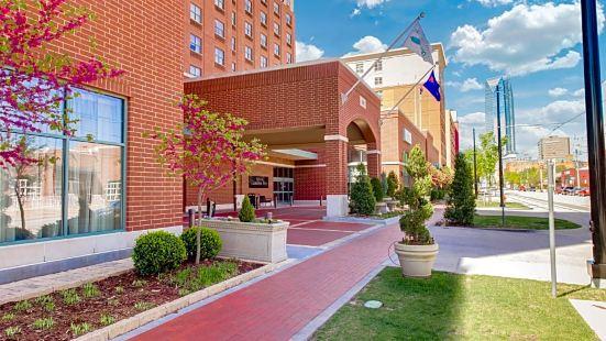 俄克拉何馬城/布里克頓希爾頓花園酒店