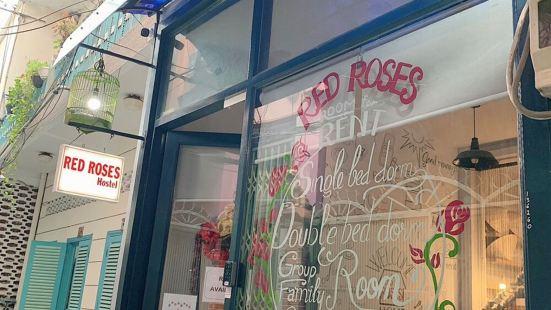 Red Roses Hostel Bui Vien