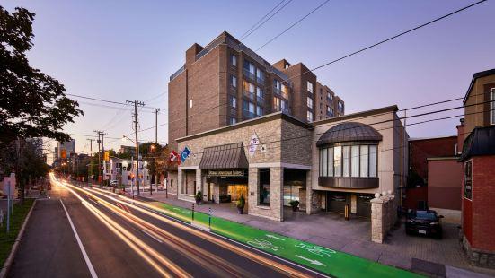 渥太華市中心貝斯特韋斯特優質酒店