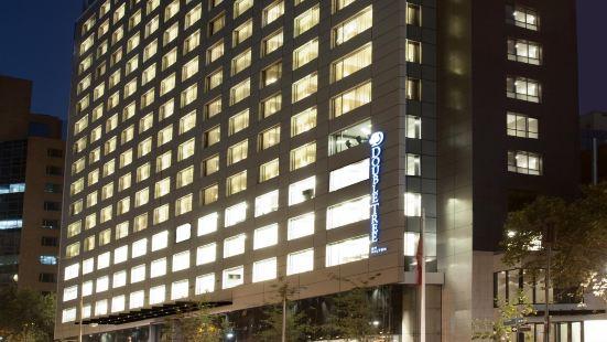 聖地亞哥 - 比塔庫拉希爾頓逸林酒店