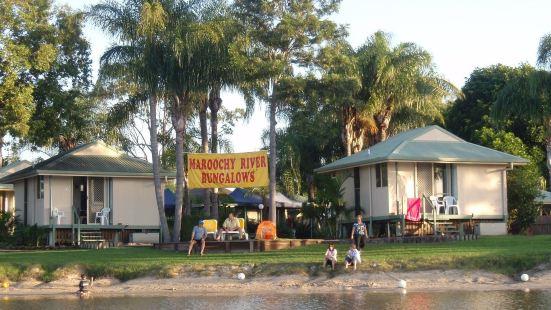 Maroochy River Resort & Bungalows Sunshine Coast