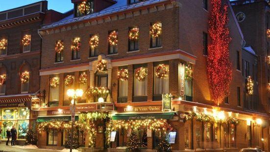 維魁北克酒店