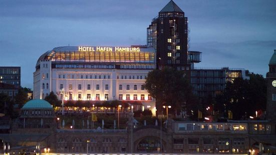 漢堡港酒店